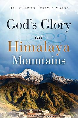 Gods Glory on Himalaya Mountains