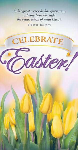 Picture of Celebrate Easter Offering Envelope