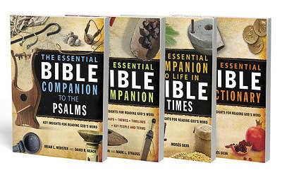 Essential Bible Reference Collection