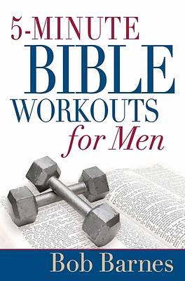 Picture of 5-Minute Bible Workouts for Men