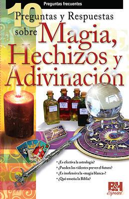 Picture of 10 Preguntas y Respuestas Sobre Magia, Hechizos y Adivinacion