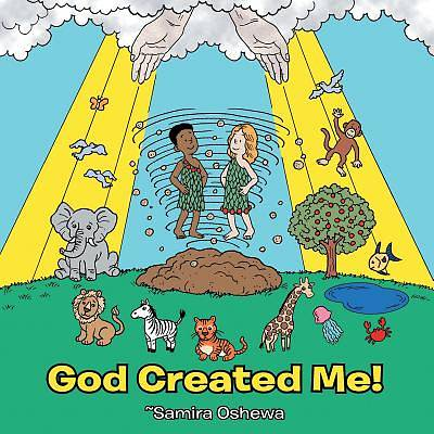 Picture of God Created Me!