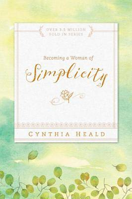 Picture of Becoming a Woman of Simplicity - eBook [ePub]