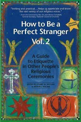 Picture of How to Be a Perfect Stranger Volume 2
