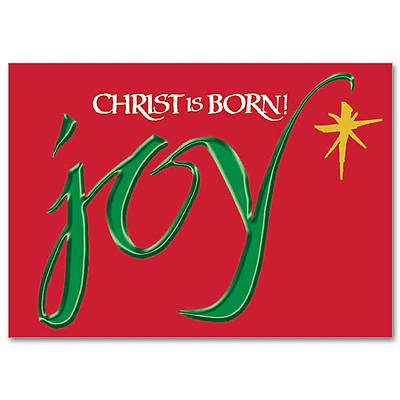 Joy Boxed Cards