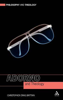 Picture of Adorno and Theology