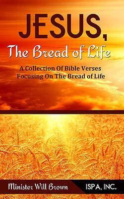 Picture of Jesus, the Bread of Life