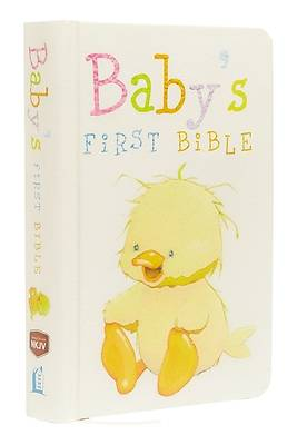 Picture of Baby's First Bible-NKJV