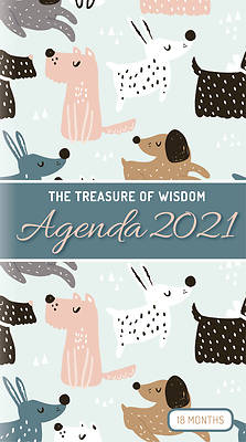 Picture of The Treasure of Wisdom - 2021 Pocket Planner - Dogs