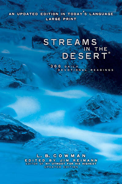 Streams in the Desert(r)