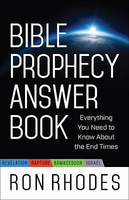 Picture of Bible Prophecy Answer Book