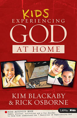 Kids Experiencing God at Home