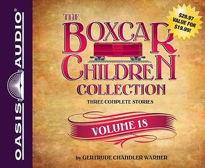 Picture of The Boxcar Children Collection Volume 18 (Library Edition)