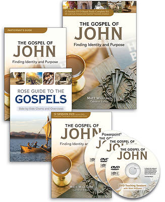 Picture of The Gospel of John Complete Kit