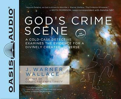 God's Crime Scene (Library Edition) Audio CD