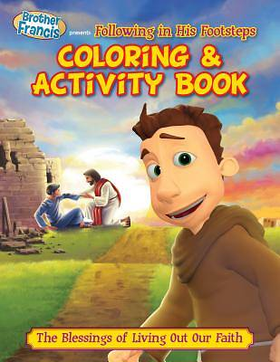 Picture of Brother Francis Coloring Book - Ep.09
