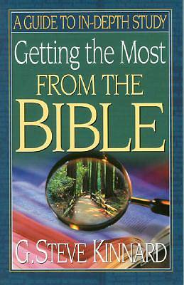 Picture of Getting the Most from the Bible
