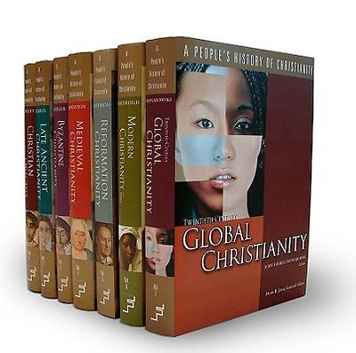 A Peoples History of Christianity, Volumes 1-7 Set