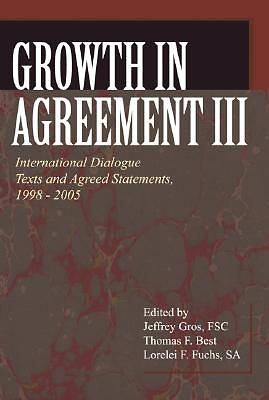 Picture of Growth in Agreement III