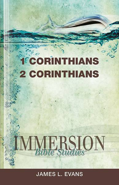 Immersion Bible Studies: 1 & 2 Corinthians - eBook [ePub]