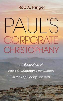 Picture of Paul's Corporate Christophany