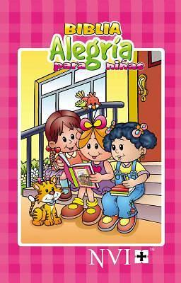 Picture of Biblia Alegria Para Ninas-NVI