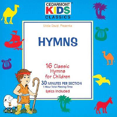 Hymns 16 Classic for Children CD