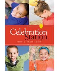Celebration Station Sing and Praise DVD