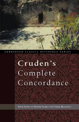 Crudens Complete Concordance