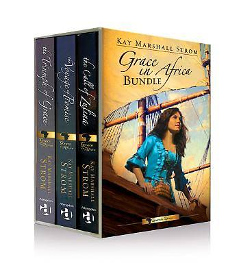 Grace in Africa Bundle, Call of Zulina, Voyage of Promise & Triumph of Grace - eBook [ePub]