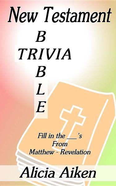 Picture of New Testament Bible Trivia Matthew-Revelation