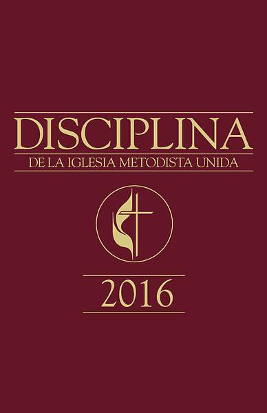Picture of Disciplina de La Iglesia Metodista Unida 2016