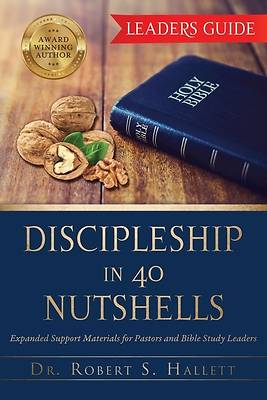 Picture of Discipleship in 40 Nutshells - Leaders Guide
