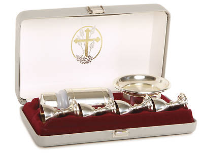 Communion Deluxe Portable Set