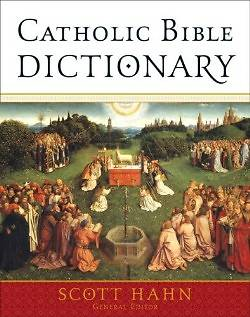 Picture of Catholic Bible Dictionary