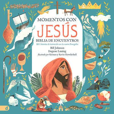 Picture of Momentos Con Jesús - Biblia de Encuentros (Spanish Edition)