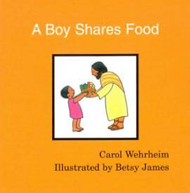 Picture of A Boy Who Shares Food