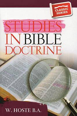 Picture of Studies in Bible Doctrine