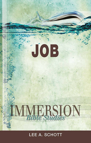 Picture of Immersion Bible Studies: Job