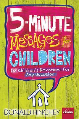 Picture of 5-Minute Messages for Children