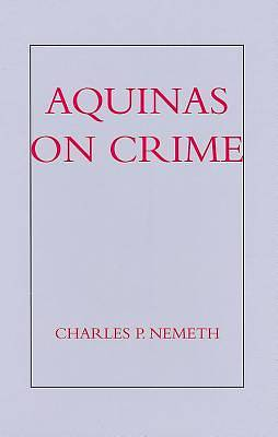Picture of Aquinas on Crime