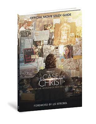 Picture of The Case for Christ Official Movie Study Guide