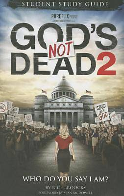 Picture of God's Not Dead 2 Student Study Book