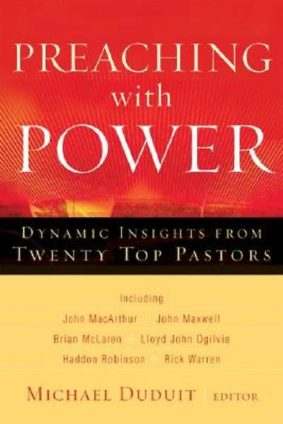 Preaching with Power [ePub Ebook]