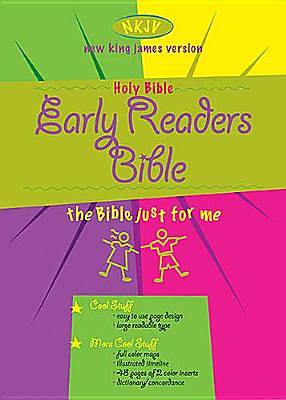 Early Readers Bible, NKJV