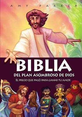 Picture of Biblia del Plan Asombroso de Dios