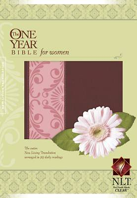 The One Year Bible for Women New Living Translation