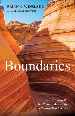 Picture of Boundaries