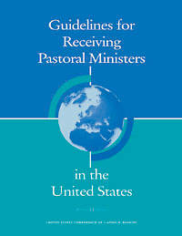 Picture of Guidelines for Receiving Pastoral Ministers