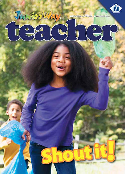 Picture of UMI Juniorway Teacher Guide Fall 2015